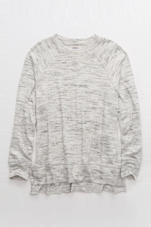 [여성] 비스코스혼방 베이직 레글런 티셔츠