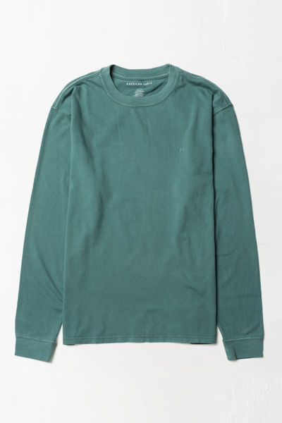[남성] 코튼 솔리드 크루넥 티셔츠