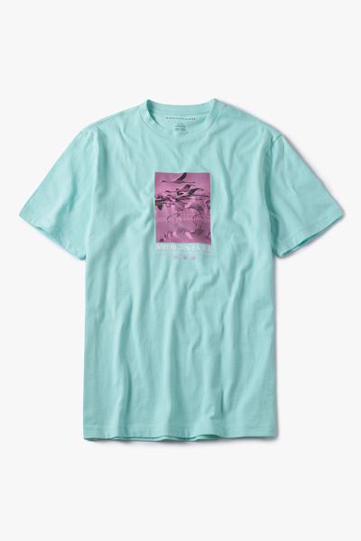 [남성] 코튼 그래픽 반소매 티셔츠