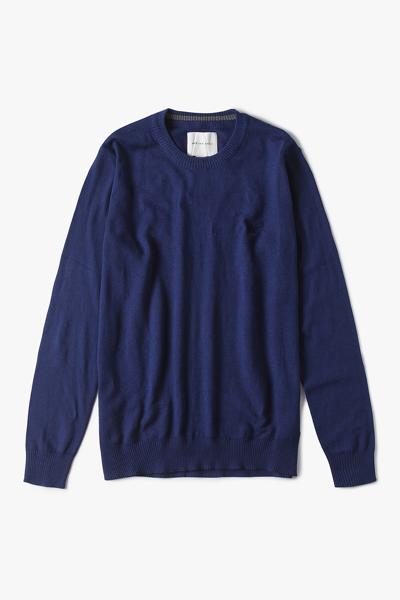 [남성] 버드 그래픽 크루넥 스웨터