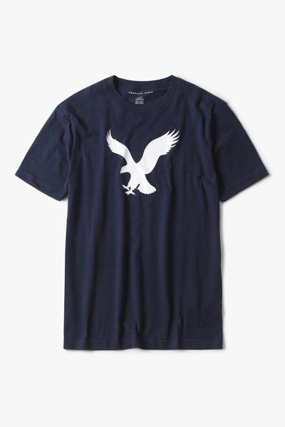 [남성] 그래픽 크루넥 반소매 티셔츠