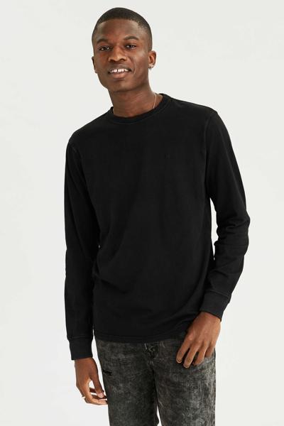 [남성] 코튼 헤비 선데이 워싱 엠브로이드 티셔츠