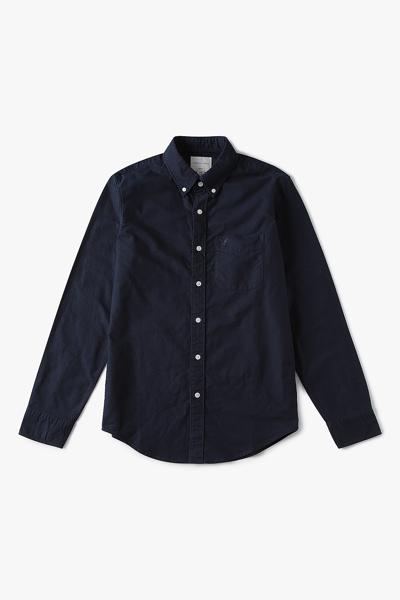 [남성] 옥스포드 레귤러핏 베이직 셔츠