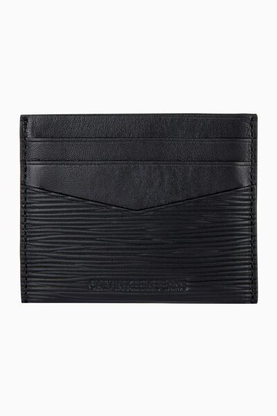 남성 텍스쳐드 모노그램 카드 지갑