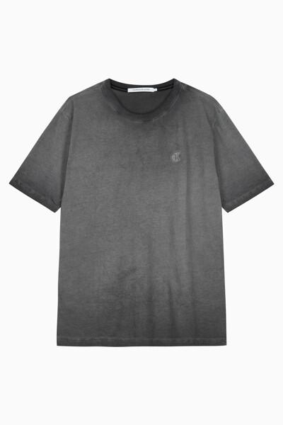남성 콜드 다이 솔리드 반팔 티셔츠 J314815BAE