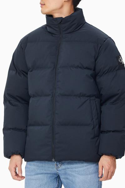 남성 숏 다운 푸퍼 재킷 J318158BEH
