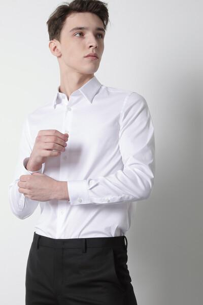 베이직 드레스 셔츠