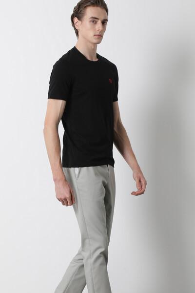 코튼 하트 반팔 티셔츠