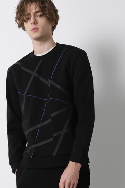 [남성] 플라티솔 스페이서 스웨트셔츠