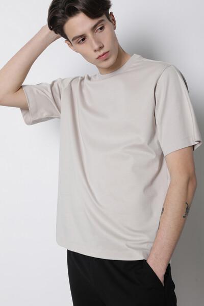 루즈핏 베이직 티셔츠