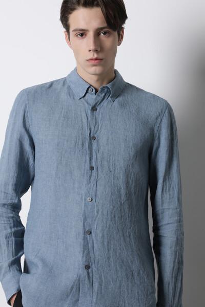 베이직 린넨 셔츠