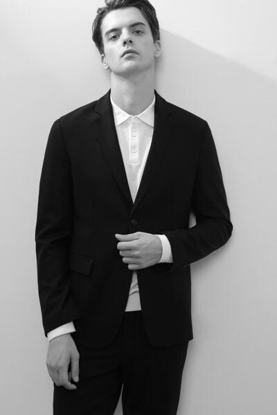 [남성] 베이직 모던 셋업 자켓