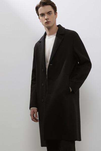 [남성] 울혼방 하운드투스  코트