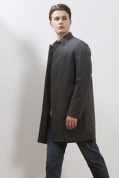 [남성] 베이직 솔리드 코트