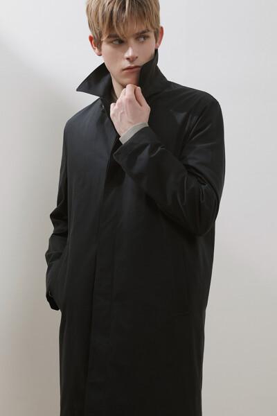 싱글 트렌치 코트