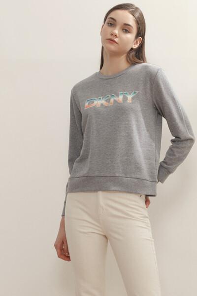프렌치 테리 그라데이션 스웨트셔츠