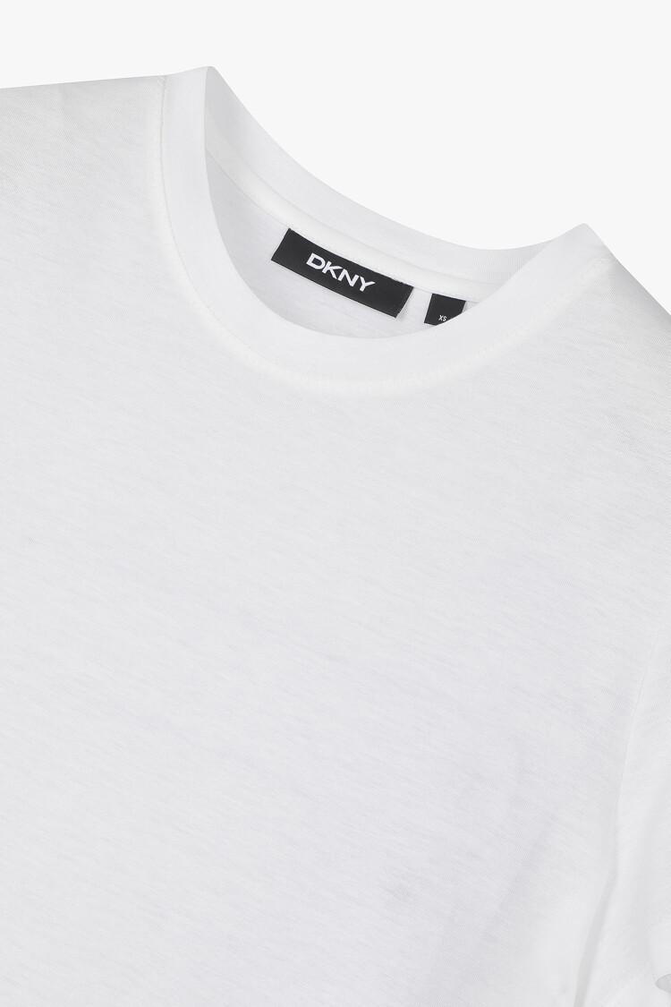 져지 베이직 크루넥 티셔츠