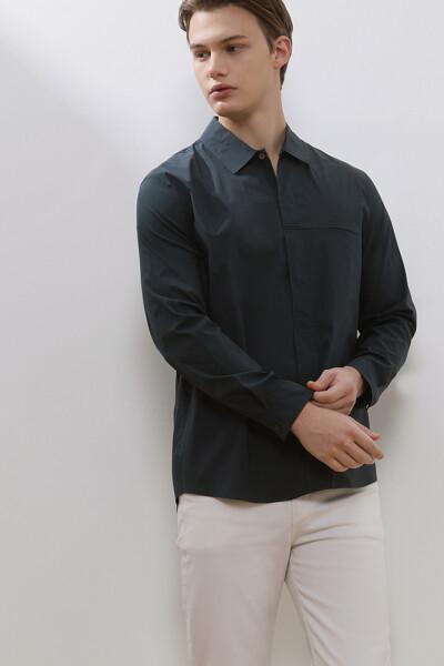 심플 모던 셔츠