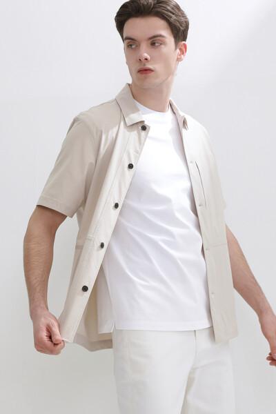 백 스트링 셔츠