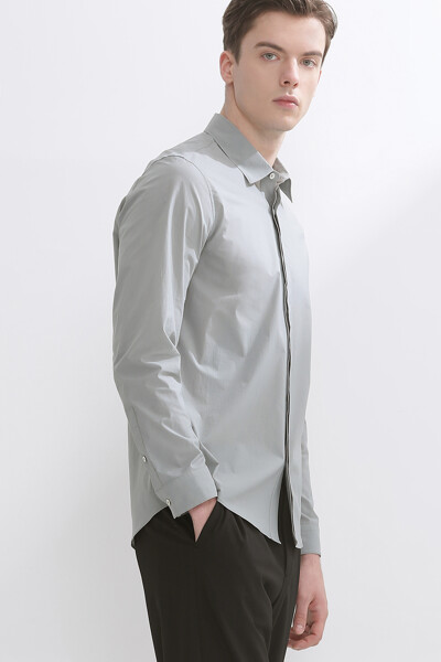 백 포인트 셔츠