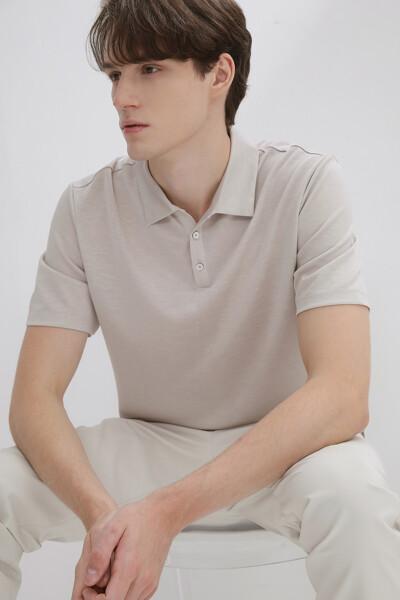 베이직 피케 티셔츠