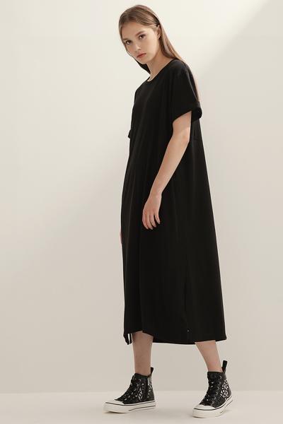[여성] PVC 하이탑 스니커즈