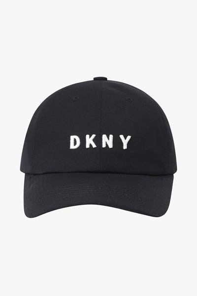 [남성] 면혼방 DKNY 로고 볼캡