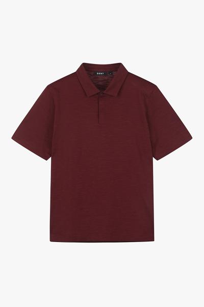 [남성] 매디슨 슬럽 폴로 티셔츠