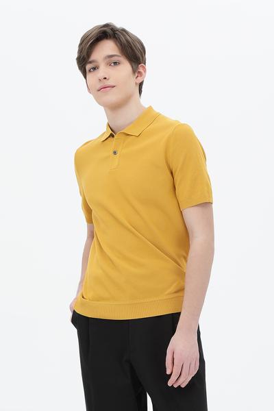 드라이 터치 반소매 폴로 티셔츠