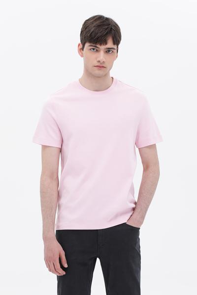 베이직 반소매 티셔츠