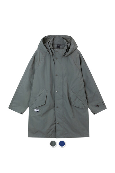 남성 DETACHABLE HOOD COAT(1NUCTS0006)