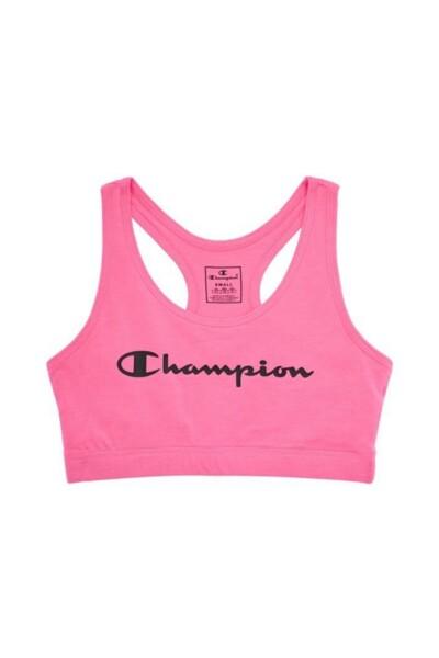 [EU] Champion 로고 브라탑 (NORMAL PINK) CKSR0E185P2
