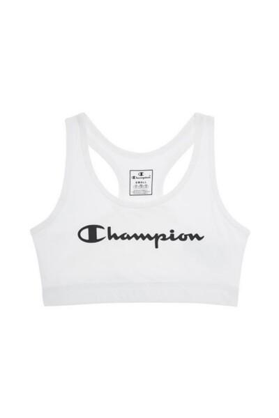 [EU] Champion 로고 브라탑 (WHITE) CKSR0E185WT
