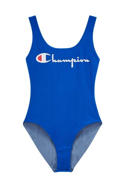 [EU] 리버시블 Champion 원피스 수영복 (NORMAL BLUE) CKSR0E085B2