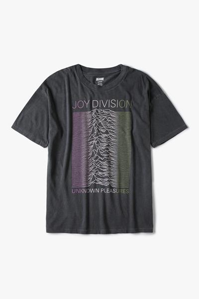 [여성] 코튼 오버사이즈 조이 디비전 보이프렌드 티셔츠