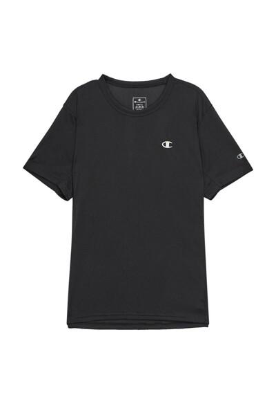 [EU] C로고 스포츠 반팔 티셔츠 (BLACK) CKTS0E047BK