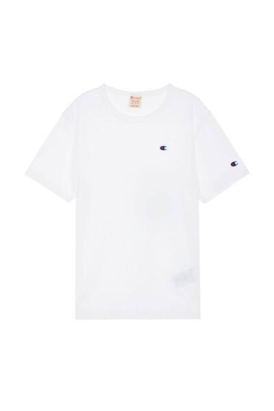 [EU] C로고 반팔 티셔츠 (WHITE) CKTS0E241WT