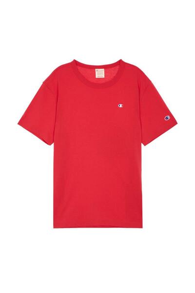 [EU] C로고 반팔 티셔츠 (NORMAL RED) CKTS0E241R2