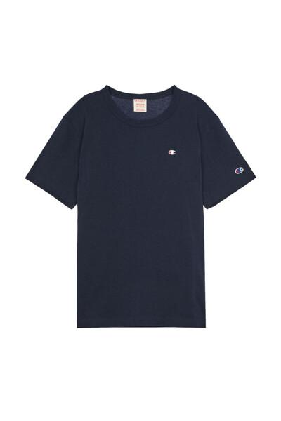 [EU] C로고 반팔 티셔츠 (NORMAL NAVY) CKTS0E241N2