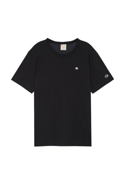[EU] C로고 반팔 티셔츠 (BLACK) CKTS0E241BK