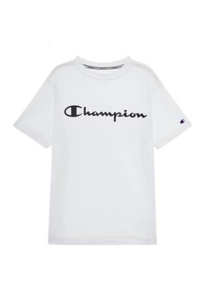 [ASIA] Champion 로고 C VAPOR® PP 반팔 티셔츠 (WHITE) CKTS0E027WT