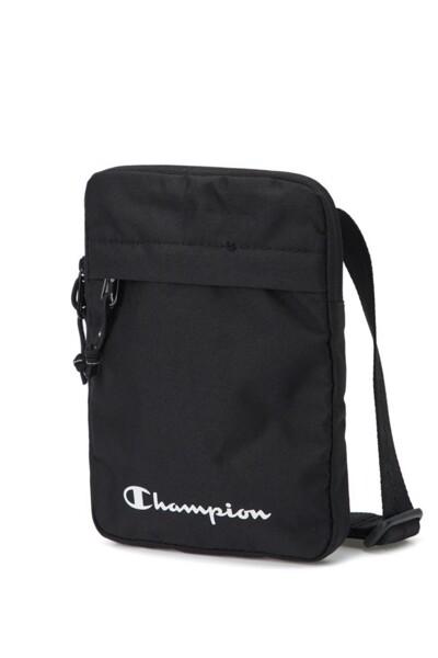 [EU] Champion 로고 미니백 (BLACK) CKBA0F240BK