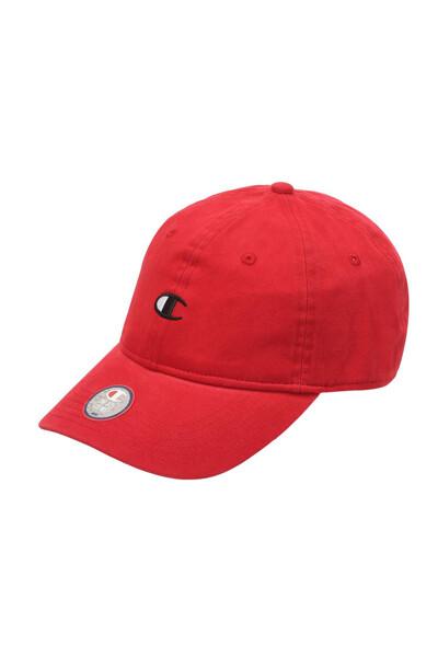 [US] C로고 캡 (NORMAL RED) CKHE0F202R2