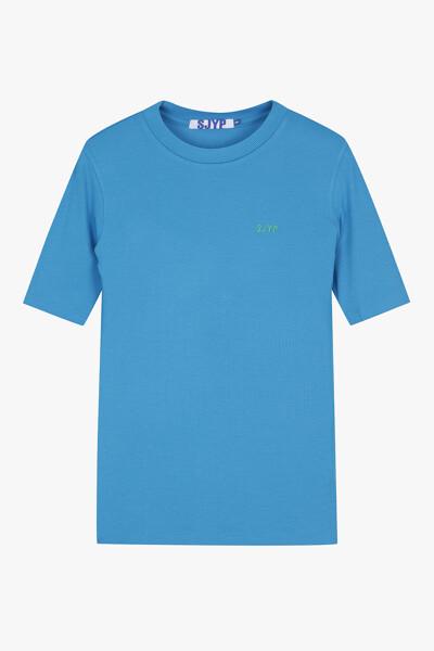 베이직 하프 슬리브 티셔츠