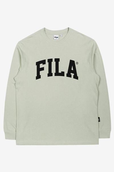 뉴프렙 아치로고 루즈핏 긴팔 티셔츠 (FE2RLC5111XLYJ)