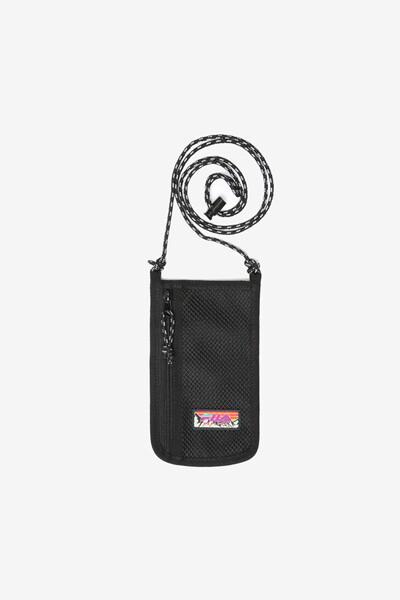 EXPLORE 핸드폰백 (FS3BCD5E04XBLK)
