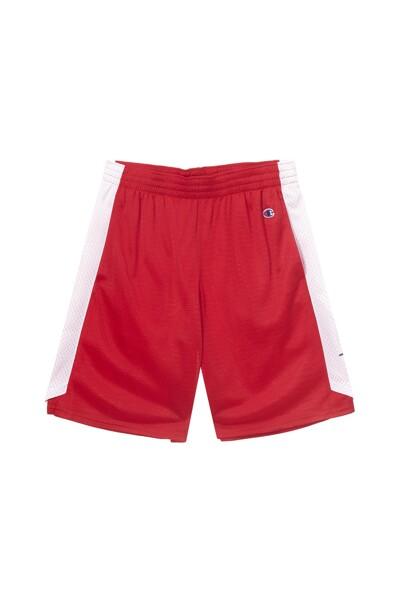 [US] 매쉬 하프팬츠 (NORMAL RED) CKPA1E004R2