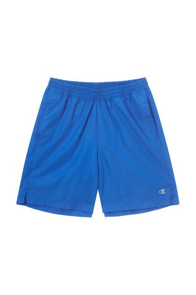 [US] 우븐 스포츠 하프팬츠 (NORMAL BLUE) CKPA1E012B2