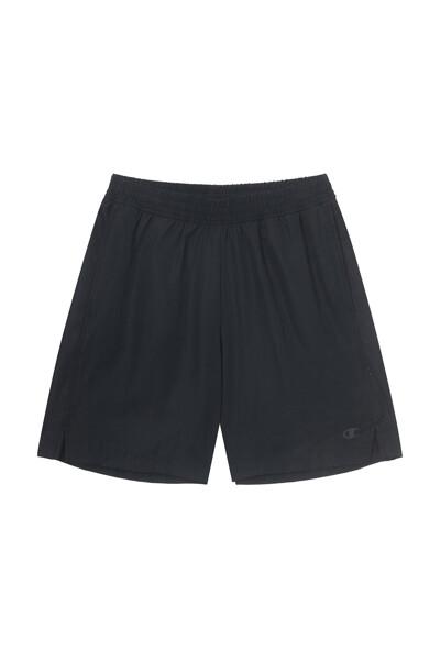 [US] 우븐 스포츠 하프팬츠 (BLACK) CKPA1E012BK