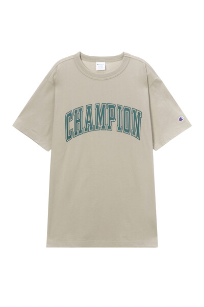 [ASIA] 쇼트슬리브 티셔츠 (NORMAL BEIGE) CKTS1E424I2